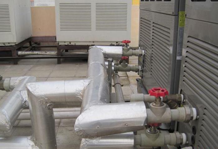 中央空调管道清洗有什么好处