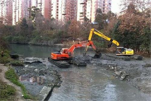 河道清淤技术