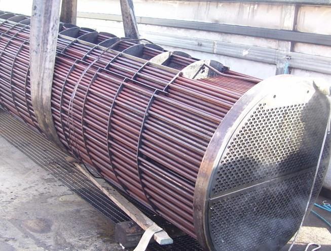 换热器清洗的工艺流程--佰盛化工清洗