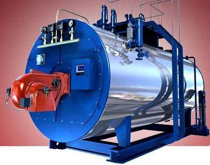 燃气锅炉清洗的方法
