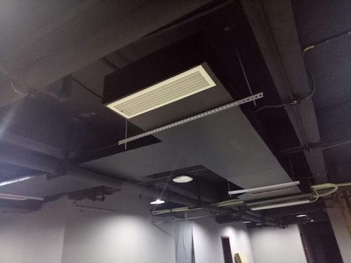 中央空调风机盘管的免拆卸清洗方案
