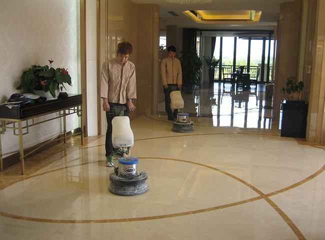 化学清洗正在成为石材清洗的主要手段
