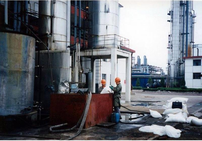 化学清洗中污垢的种类